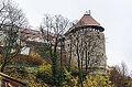 Bautzen, Stadtbefestigung, Mühlbastei-001.jpg