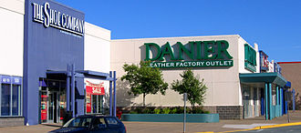 Bayers Lake Business Park - The Shoe Company, and Danier (now closed) stores