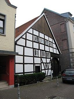 Wilhelmstraße in Beckum