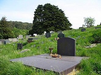 Albert Evans-Jones - Bedd Cynan. Cynan's Grave at Church Island