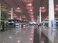 Beijing Capital International Airport Terminal 3 Departure hall 20090818.jpg