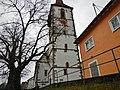 Beim 366 km langen Neckartalradweg, Evangelische Stadtkirche in Sulz am Neckar - panoramio.jpg