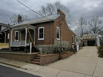 National Register of Historic Places listings in Franklin County, Missouri - Image: Beins House