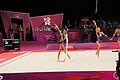 Belarus Rhythmic gymnastics team 2012 Summer Olympics 14.jpg