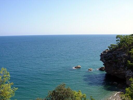 Beldibi (wild beach)