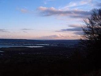 Cavehill - Overlooking Belfast Lough