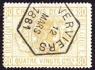 Parcel stamp