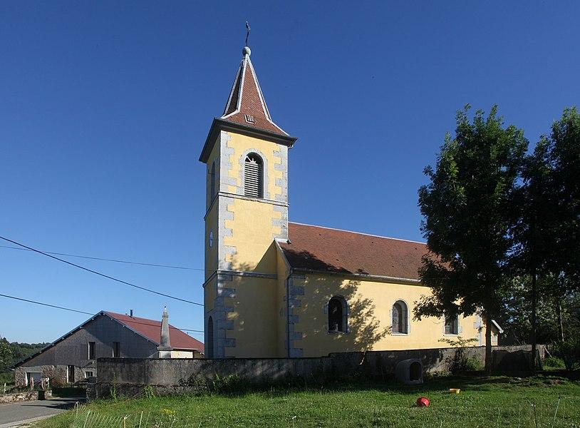 Église de Belmont (Doubs).