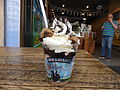 Ben & Jerry's Sundae outside Scoop Shop in Windsor, Victoria.JPG