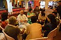 Bengali Writers Adda - Apeejay Bangla Sahitya Utsav - Kolkata 2015-10-10 5677.JPG