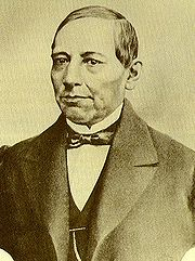 Benito Juárez, an indigenous Zapotec and President of Mexico from 1858 to 1872. He was the first Mexican president with indigenous roots.