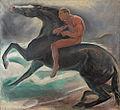 Benno Berneis - Reiter am Meer 1913.jpg