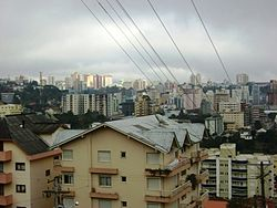 Skyline of Bento Gonçalves