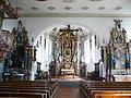 Bergatreute Pfarrkirche Schiff und Chor.jpg
