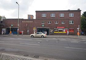 bahnhof berlin mahlsdorf wikipedia. Black Bedroom Furniture Sets. Home Design Ideas