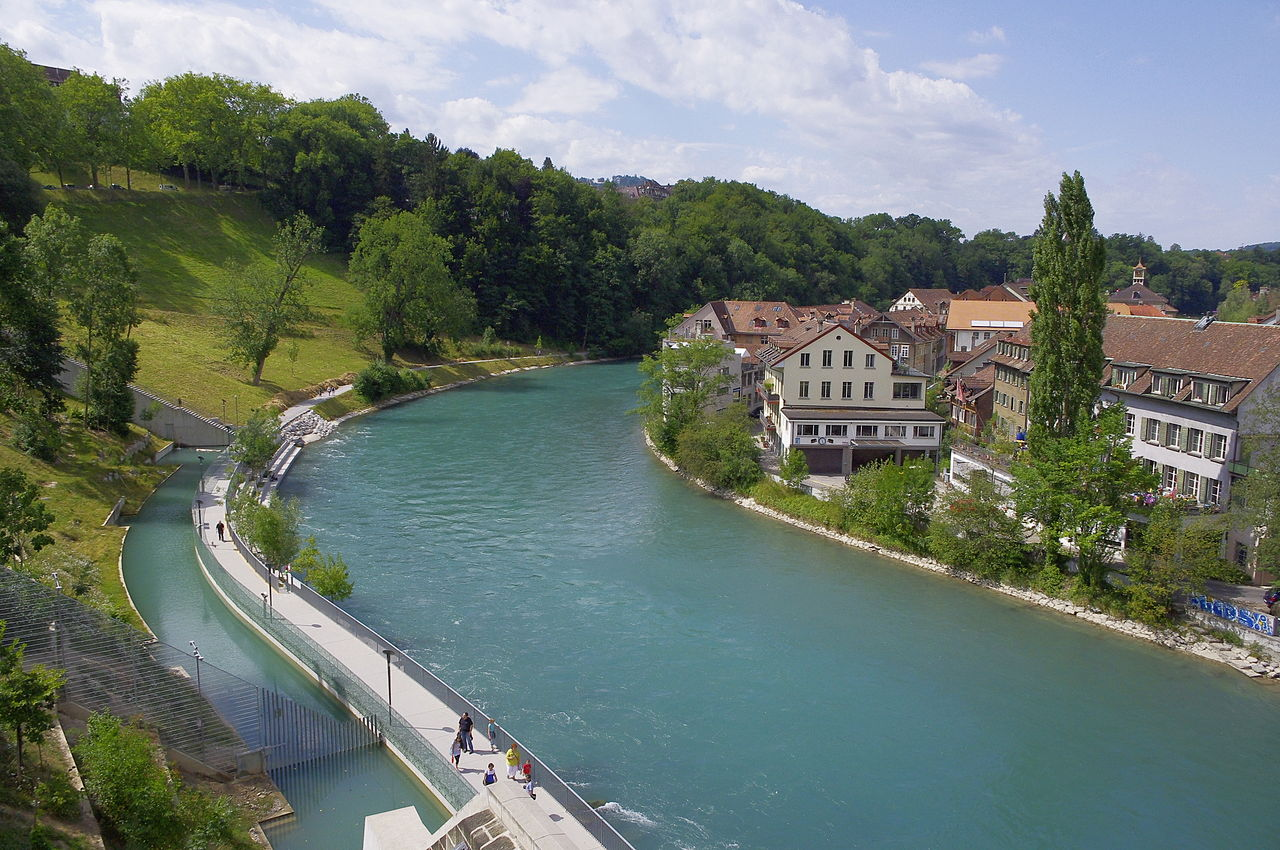 Bern Aare Cycling