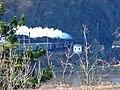 Beroun, parní vlak vjíždějící do nádraží Beroun.jpg