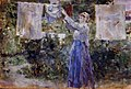Berthe Morisot - Woman Hanging Out the Wash.jpg