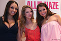 Bethany Benz Jessie Andrews Allie Haze AEE 2013.jpg