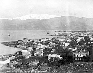 Agriculture in Lebanon - Beirut in the 19th century. In that period, even the capital had a significant portion of agricultural land, along with the bordering rural regions.