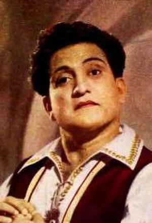 Bhagwan Dada - Image: Bhagwaan Dada 1949