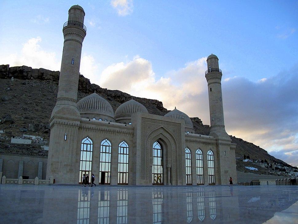 Bibi-Eybat mosque, Baku, 2009