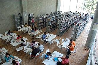 Tomás Carrasquilla - The Tomás Carrasquilla Library in Medellín.