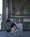Bicyclist under the Morrison Bridge.jpg