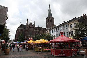 Dülken - Bierbörse in Dülken – beer fair with more than 200 different beers to taste
