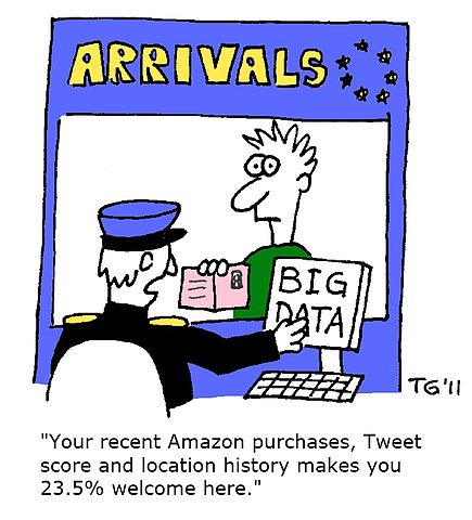 Big Data By Thierry Gregorius (Cartoon: Big Data) [CC BY 2.0 (https://creativecommons.org/licenses/by/2.0)], via Wikimedia Commons