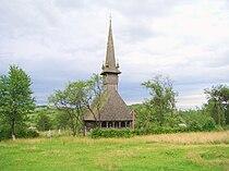 Biserica de lemn Sf.Ilie din Cupseni 10.JPG