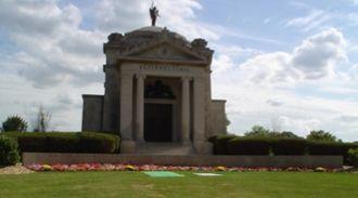John Cody - Cardinal Cody's final resting place