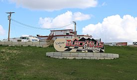 The Black Hills Speedway, located on Jolly Lane in Rapid Valley.