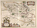 Blaeu - Atlas of Scotland 1654 - STERLINENSIS - Stirlingshire.jpg