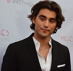 Blake Michael Blake Michael at the Millie Thrasher's Sweet 16 Party (cropped).jpg