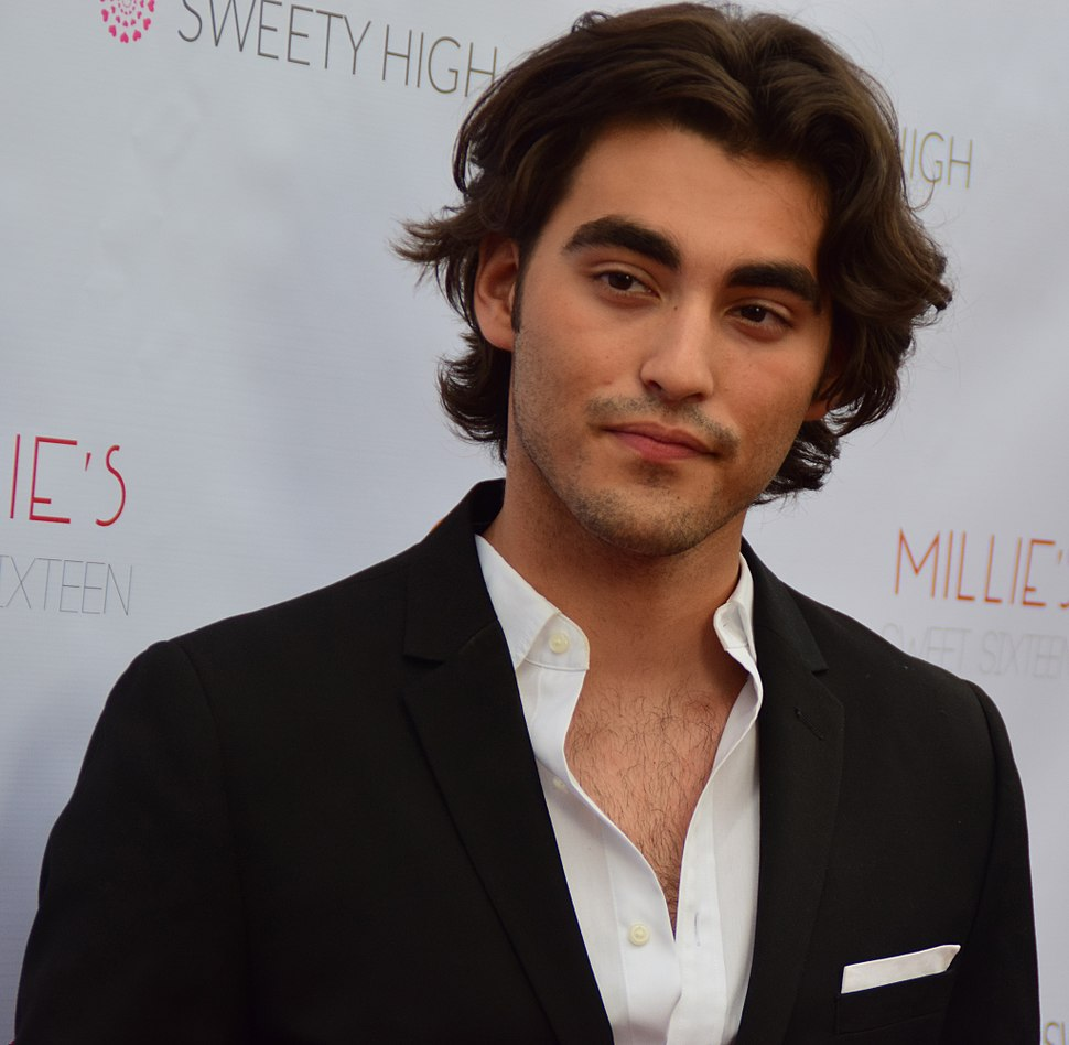 Blake Michael at the Millie Thrasher%27s Sweet 16 Party (cropped)