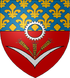 Coat of Arms of Seine-Saint-Denis
