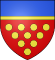 Blason Ville 44 Saint-Michel-Chef-Chef.svg