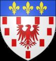 Blason ville fr Carentan (Manche).png