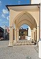 Bleiburg Pfarrkirche hll Peter und Paul Vorlaube 21092015 7702.jpg
