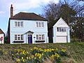 Blue House on the Green - geograph.org.uk - 710208.jpg