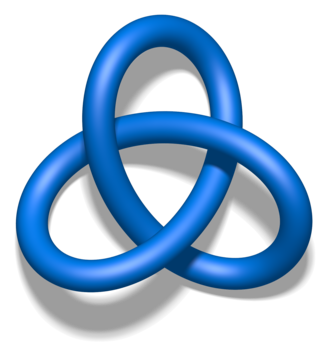 Homeomorphism - A trefoil knot is homeomorphic to a torus, but not isotopic in  R3. Continuous mappings are not always realizable as deformations.