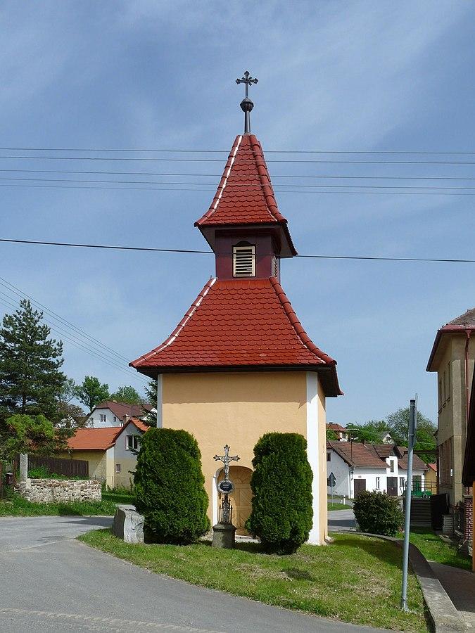 Bořetín (Pelhřimov District)