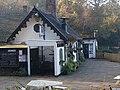 Boathouse Restaurant by Bracebridge Pool - geograph.org.uk - 1575779.jpg