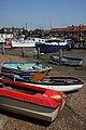 Boats at Woodbridge Town Quay - geograph.org.uk - 901087.jpg