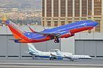 Boeing 737-7H4(w) 'N717SA' Southwest (28889198126).jpg