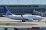 Boeing 737-7V3(w) 'HP-1377CMP' Copa Airlines (18709022182).jpg