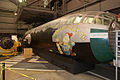 Boeing B-29A Superfortress Command Decision fuselage walkthrough side Modern Flight NMUSAF 26Sep09 (14413684038).jpg