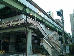 贸易中心站