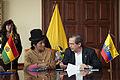 Bolivia deposita Instrumento de Ratificación al Protocolo sobre el compromiso con la Democracia (11087786323).jpg